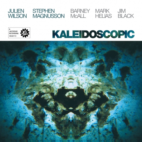 1 - Cover Kaleidoscopic